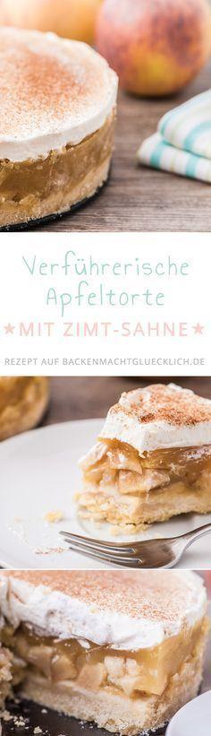 Platz 1 von 52 Rezepten unserer Blog-Aktion 'finde den besten Apfelkuchen' - und das zu recht! Sooooooo lecker!                                                                                                                                                                                 Mehr