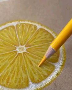 Realistic Pencil Drawings, Pencil Drawing Tutorials, Art Drawings Sketches Simple, Pencil Art Drawings, Colorful Drawings, Color Pencil Sketch, 3d Art Drawing, Colored Pencil Artwork, Prismacolor Drawings