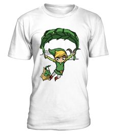 # LEGEND OF ZELDA - FLYING AWAY .  Guaranteed safe and secure checkout via PayPal/VISA/MASTERCARD.Click the BIG GREEN BUTTON to pick your size/color and order.