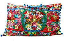 Santa Lucia Huipil Pillows - $179.00