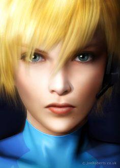 Zero Suit Samus - Joe-Roberts.deviantart.com