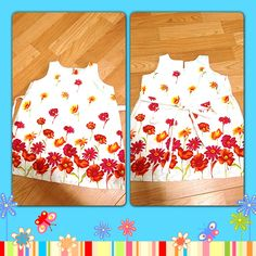 summer baby dress style no. 3