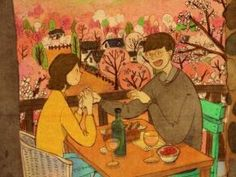 Korean Artist Beautifully Illustrates What True Love Is All About