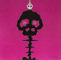 Takashi Murakami, Time Bokan, Pink