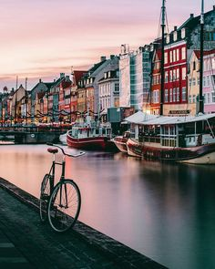 """5,967 Likes, 58 Comments - ᴛʜᴇ ᴅᴀɪʟʏ ᴛʀᴀᴠᴇʟʟᴇʀ (@the_daily_traveller) on Instagram: """"✴ Nyhavn, Copenhagen, Denmark... Photo from @rockkhound! Who you would like to be there with? Check…"""""""
