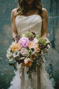 Elegant Wedding Ideas with Luxurious Glamour - MODwedding