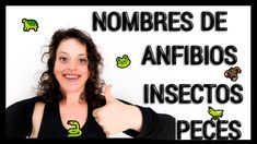 En este vídeo de youtube veremos algunas posturas con nombres de anfibios🐢, insectos, peces🐠 y arácnidos🦂 Youtube, Yoga Teacher, Amphibians, Health Tips, Vocabulary, Youtube Movies