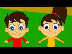 Dik dur kardeşim | Çizgi Film Bebek Şarkıları | Balon TV - YouTube