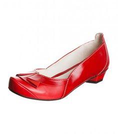 SARA - Ballerina's - rood