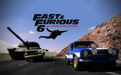 Fast and Furious 6 Wallpaper HD