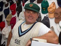 Martin Crowe - the Cornwall cricket legend