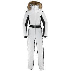 4b4b25c1bc Killy Women s Venus Combi Suit White. Tara Kalmanson · one piece ski ...