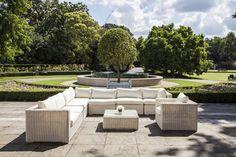 All white look  #rattan #rattansofa #rattanfurniture #outdoorfurniture #weddingfurniture #weddingideas #gardenparty #furniturehire #eventprofs