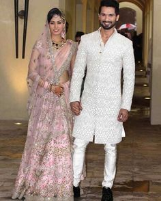 It's been awhile since this blockbuster wedding, but I'm still having a hard time getting over Shaahid Kapoor's Sherwani! The geometric print is different but still glamorous! Perfect for any groom-to-be!  Looking for more inspiration? Check out our Pinterest account and or blogs on www.planshaadi.com!  #Bollywood #bollywoodweddings#weddings #inspiration #marriage #southasianwedding #blockbuster #indian #indianweddings #lowemainland #bcvendors