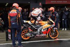 MotoGP: Honda ensaiou novas regras nas corridas 'Flag to Flag'