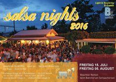 SALSA Nights kommt auch im 2016!!