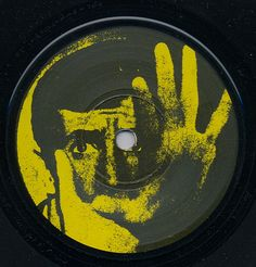 """A Certain Ratio - All Night Party [1979 Factory Records Fac-5│U.K.] - A side label, 7""""/45 vinyl record"""