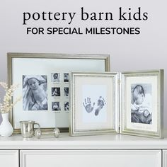 There's no better way to celebrate life's important milestones than with a treasured item that captures the memories. Many of these lovely keepsakes can be personalized with a name or set of initials to give them that something special to ensure they'll be kept forever.