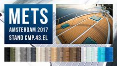 SeaDek Exhibiting at METS 2017 - SeaDek Marine Products
