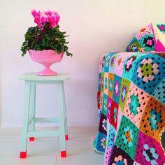 bright crochet
