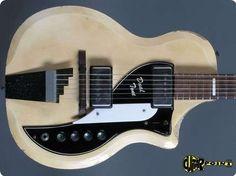 Supro Dual Tone 1961 #vintageandrare #vintageguitars #vandr