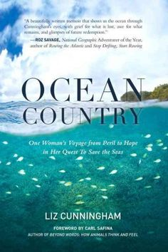 Ocean Country is an adventure story, a call to action, and a poetic meditation on the state of the seas.