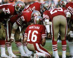 Joe Montana San Francisco 49ers Watch Football 7da831f0e