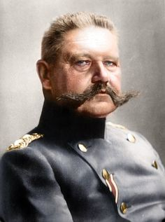 WW1, 28 August 1916, Berlin: Falkenhayn sacked as Chief of General Staff, replaced by von Hindenburg. ––Australia in WW1 (@AustraliaWW1) | Twitter