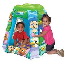 Bubble Guppies Collapsible Storage Trunk By Bubble Guppies