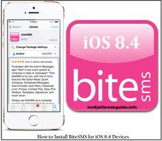 iOS 8.4 bitesms