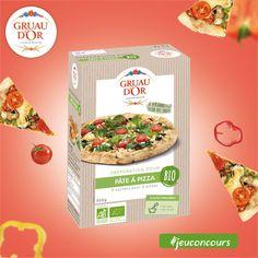 Préparation pour Pâte à pizza Bio Gruau d'Or