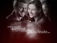 grey anatomy lexie quote | Sexie (Mark and Lexie) Mark/Lexie
