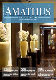 Amathus In-Touch Newsletter Winter '11