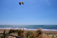 partenza kitesurf