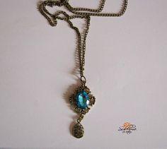 Sublime Metier: Pandativ Turcoaz Lei, Necklaces, Pendant Necklace, Handmade, Jewelry, Fashion, Moda, Hand Made, Jewlery