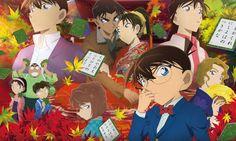 Nuevo tráiler de Detective Conan: Kara Kurenai no Love Letter