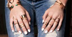 Affordable Jewelry That Looks High-End via @PureWow