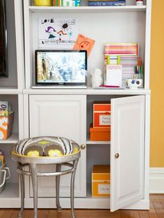Think about form, function, and fashion when decorating a home office. Use these tips to design an office that stylishly handles every task at hand.