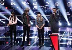 'The Voice' Knockout Rounds, Pt. 1: A Triple Threat