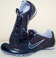 NEW! Womens NIKE ZOOM RIVAL MD Track & Field CLEATS W/ Spikes DISTANCE Sneakers #Nike #TrackField