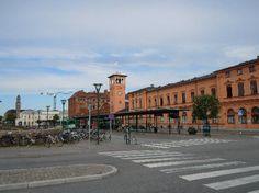 Sweden: Malmo Grand Central Station