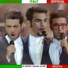 Il Volo, Gianluca Ginoble, Ignazio Boschetto & Piero Barone