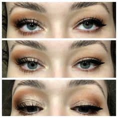 hooded eye makeup Who knew shimmer had a greater purpose than just looking pretty Photo - How To Do Eyeshadow For Hooded Eyes Makeup For Hooded Eyelids, Eyeshadow For Hooded Eyes, How To Do Eyeshadow, Natural Eyeshadow, Natural Eye Makeup, Eye Makeup Tips, Eyeshadow Looks, Red Eyeshadow, Eyeshadows