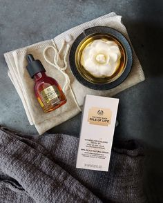 Made with Camellia seed oil from the evergreen trees of China, our Oils Of Life™ Intensely Revitalising Facial Oil has a silky-soft texture. Have you tried it yet? #OilsOfLife #OilMyths #TheBodyShop #PowerOfSeeds