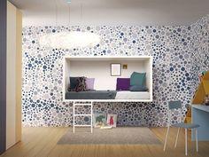 mueble-juvenil-lago-cama-pared