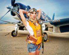 Pilot Pin-up Poster by Robert Alvarado. All posters are professionally printed, packaged, and shipped within 3 - 4 business days. Choose from multiple sizes and hundreds of frame and mat options. Victory Curls, Pin Up Pictures, Military Pins, Military Art, Pin Up Girl Vintage, Rockabilly Cars, Air Festival, Pin Up Posters, Pin Up Models