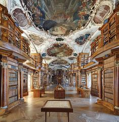 A lavishly illustrated new book pays homage to the cathedrals of free knowledge that are libraries, from the 1600s until today.
