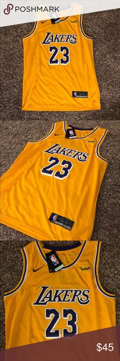 0e456ad0b  23 LeBron James Lakers Lakers Jersey Brand new  23 LeBron James Lakers  Lakers Jersey