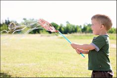 diy {'the world's best bubbles'}