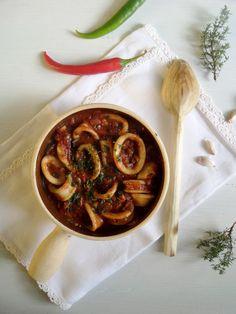 about Calamari/Cuttlefish Recipes on Pinterest | Calamari, Calamari ...